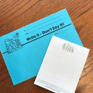 Note Pads Printing – Rolex Printing